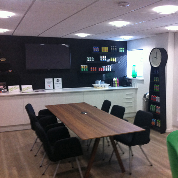 Showroom Fit Out